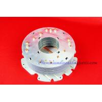 Buy cheap Custom Aluminum Fin Copper Pipe Heat Sink For Flood Light / Stage Lamp from wholesalers