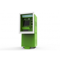 Buy cheap Wall-through ATM Machine Payment Terminal ATM Kiosk from wholesalers