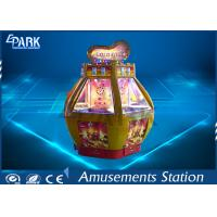 Buy cheap CE Certificated Redemption Game Machine Gold Fort Multi Play Support from wholesalers