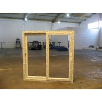 Buy cheap Chipe Price UPVC Sliding Windows With Mosquito Net from wholesalers