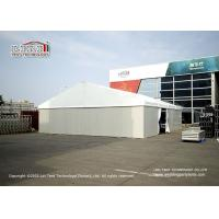 Buy cheap 10x12m Outdoor Warehouse Tents For Cultivation Industry Fire Retardant from wholesalers