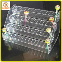 Buy cheap New product customized clear acrylic lollipop candy display stand from wholesalers