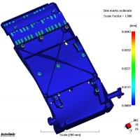 Buy cheap DF-mold Mold flow assist to optimum Laser printers mold design and processing from wholesalers