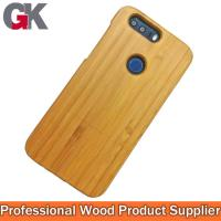 Buy cheap Natural Bamboo Mobile Cases For Huawei Honor 8 from wholesalers