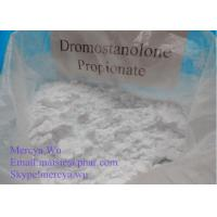 Buy cheap Natural Bodybuilding Drostanolone Enanthate For Steroid Cycle , Melting at 65℃ - 68℃ from wholesalers