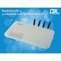 Buy cheap Router TFTP VoIP GSM Gateway PSTN With Broadcast IP , ITU H.323 Billing from wholesalers