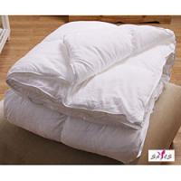 Buy cheap OEM Full Size White Quilted Microfiber Home and Hotel Comforter Sets from wholesalers