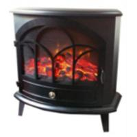 Buy cheap Freestanding Electric Fireplace burning log LED flame GM2001-24A mobile:008613662608511 from wholesalers