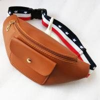 Buy cheap Custom Fanny Pack USA Flag Stripes Waist Bag Belts Sack Making Supplier for Promotional Marketing from wholesalers