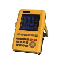 China Handheld Three Phase Power Quality Analyzer 0.1% Accuracy With 100A Current Clamp on sale