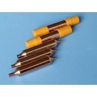 Buy cheap copper refrigerator filter drier for refrigeration system from wholesalers