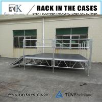 Buy cheap Latest Wholesale Price banquet mobile stage aluminum portable stage for event from RK China you deserve it from wholesalers
