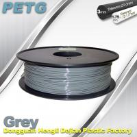 Buy cheap High Temperature Resistant PETG Up 3d Printer Filament Acid / Alkali Resistance from wholesalers