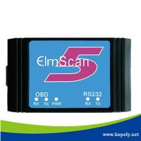 Buy cheap ELM 327 ELM327 Obd2 OBDII OBD-II RS232 with COM Port for Car PC-based scan tool from wholesalers