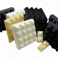 Buy cheap Sound absorption sponge, made of environment-friendly PU natural foam from wholesalers