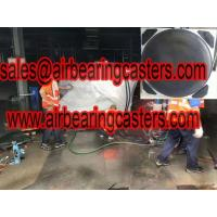 Buy cheap Air bearing casters manufacturer Shan Dong Finer Lifting Tools co.,LTD from wholesalers