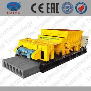 China Concrete Hollow Core Slab Machine on sale