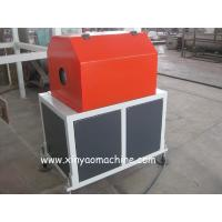 Buy cheap PVC Plastic Hole Punch Machine / Pipe Perforating Machine Air pneumatic structure from wholesalers