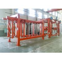 Buy cheap Professional AAC Block Vertical Cutting Machine For Fly Ash Block Plant product