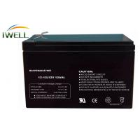 Buy cheap Long Life Corrosion Proof Gel Battery 12v 12ah Rechargeable Battery from wholesalers