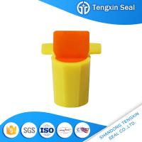 Buy cheap TX-MS202 Tamper proof gas plastic indicative security meter seal from wholesalers