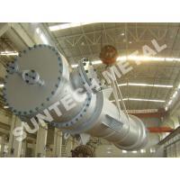 C-22 Nickel Alloy Double Tube Sheet Heat Exchange
