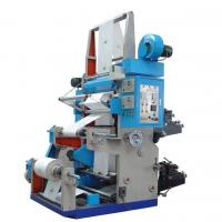 Buy cheap Two colors High precision high speed flexo printing machine from wholesalers