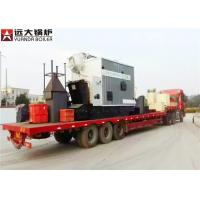 Eco-Friendly Biomass Steam Boiler With Higher Heat Transfer Efficiency