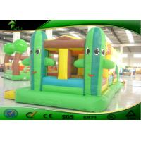 Buy cheap Children Inflatable Playground Slide / Bouncy Castle Slide With EN14960 from wholesalers