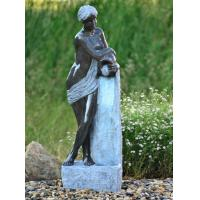 Customize Size Cement Material Statue Water Fountains For Garden