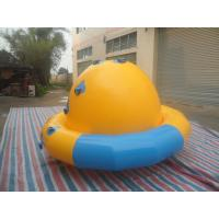 Buy cheap CE Inflatable Water Games , 0.9mm PVC Sealed Inflatable Saturn Water Park from wholesalers