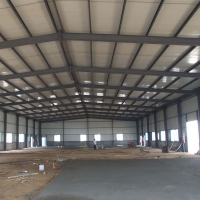 Buy cheap Steel Structure Workshop Building Workshop Steel Structure Steel Structure Fabrication from wholesalers