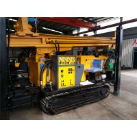 Buy cheap 8.8 Tons 300m Depth Pile Drilling Machine Crawler Type Pneumatic Drilling Rig FY300 from wholesalers