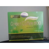 Buy cheap Green Coffee 800 (Leptin brand coffee)  Slimming Coffee 800 Weight Loss from wholesalers