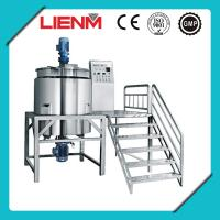 Buy cheap dishwashing/detergent/shampoo making machine production line 500L/1000L/2000L/3000L/5000L from wholesalers