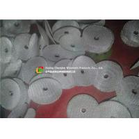 Buy cheap Perforated Welded Filter Screen Mesh Plain Weave Customized Material from wholesalers