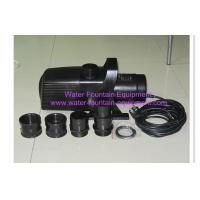 Buy cheap Plastic Diving Submersible Pond Pump Garden Fountain Water Pump Spray Head 12 Meter from wholesalers