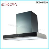 Buy cheap 60cm Stainless Steel Finger Touch Switch Range Hood from wholesalers