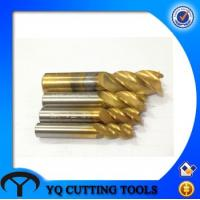 Buy cheap HSS 4Flute Straight Shank Inch End Mill Cutter from wholesalers