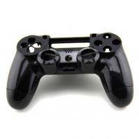 Buy cheap Game Case ABS Precision Injection Molding Lamp Shell Complex Parts Black Color from wholesalers