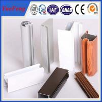 Buy cheap aluminum profile section producting line , polyamide insulation aluminum profile factory from wholesalers