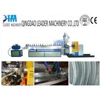 Buy cheap steel wire reinforced soft pvc spiral hose extrusion machine from wholesalers