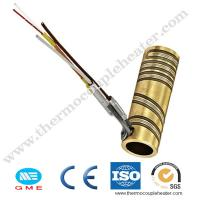 Buy cheap Brass Spiral Hot Runner Nozzle Heater For Enail from wholesalers