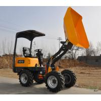 Buy cheap Hydraulic Mini 1Ton Dumper With Rubber Track For Sale from wholesalers