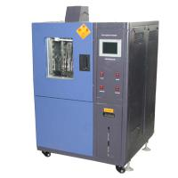 Buy cheap Plastic Ozone Accelerated Aging Test Chamber / Accelerated Ageing Chamber from wholesalers