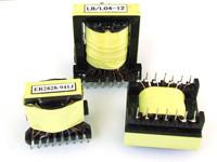 Buy cheap Custom High Frequency Low Loss ETD/ER Transformer for Adapter , Printer product