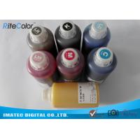 Buy cheap Epson Roland Printers Dye Sublimation Ink / Disperse Heat Transfer Printing Ink from wholesalers