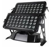 Buy cheap 72 X 10W 4in1 Outdoor Wall Washer Led Lighting 0-100% Smooth Linear Dimming from wholesalers