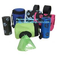 Buy cheap Silicone dog waste poop bags holder for pet dog poop waste bag, Wholesale Sell Pet Special Waste Bag Durable PE Dog Poop from wholesalers