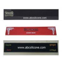 Buy cheap Eco-friendly soft pvc bar mat , rectangle pvc soft bar mat product